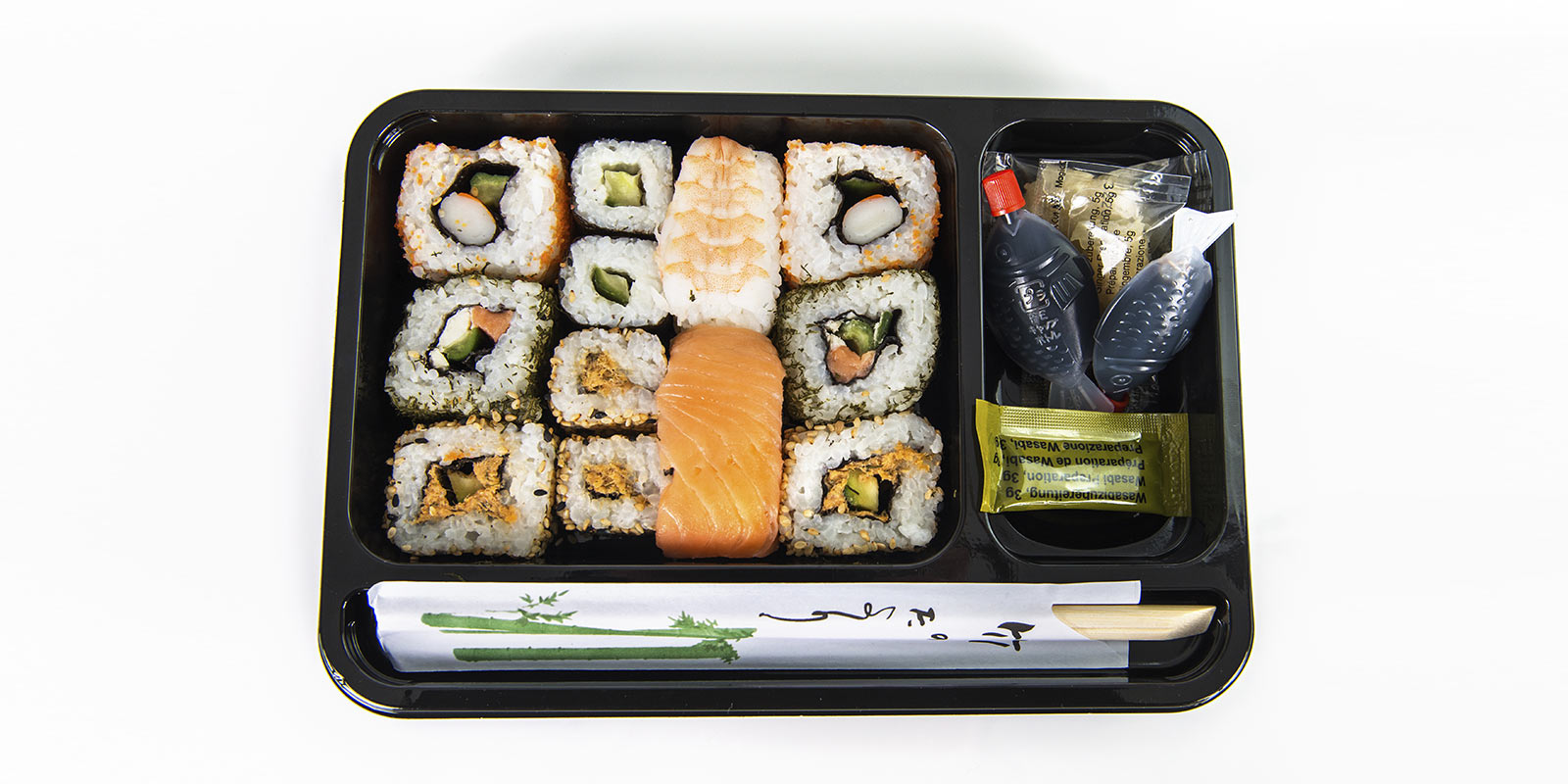 Sushi-eckig